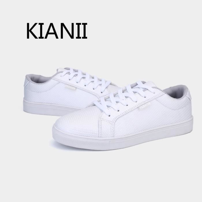 Basket Homme Chaussures Blanc