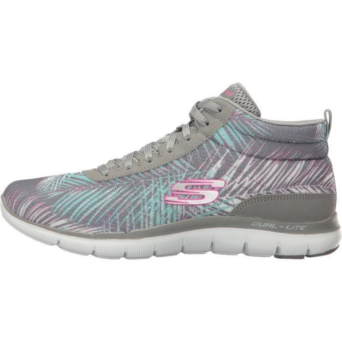 Skechers Sport Flex Appeal 2.0-new Recruit Fashion Sneaker RHMAU Taille-40 1-2