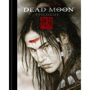 AFFICHE - POSTER Artbook gothique LUIS ROYO 'dead moon epilogue'