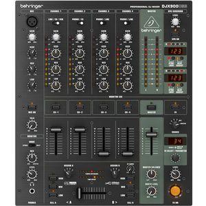 TABLE DE MIXAGE Table de Mixage D.J. DJX900 USB