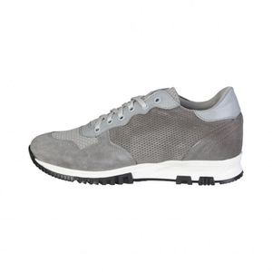 BASKET Basket - Made in Italia - Sneakers pour Homme gris