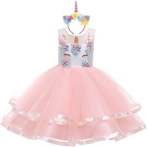 82ec4aa6be715d Robe princesse deguisement rose fille - Achat / Vente pas cher