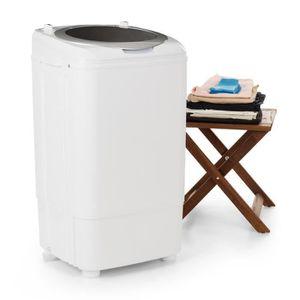 LAVE-LINGE oneConcept Ecowash Deluxe 7 Machine à laver avec f