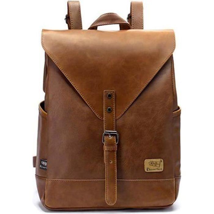 aa40682fae Mode sacoche homme,sac à dos Kaki Kaki - Achat / Vente sac à dos ...