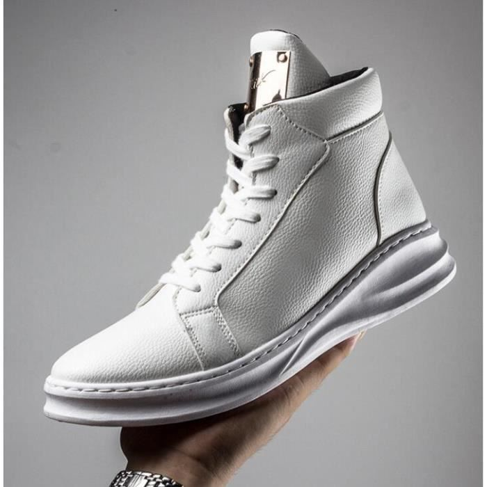 Mode chaussures montantes Basket Homme Skate Mode chaussures Chaussure Homme montantes Homme Basket Shoes Skate Homme Chaussure zBzRAr