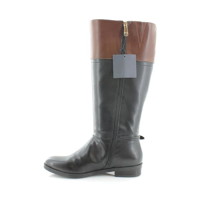Tommy Hilfiger Womens Silvan3 Wc Wide Calf Closed Toe Knee High Riding Boots ILNHX Taille-37 1-2