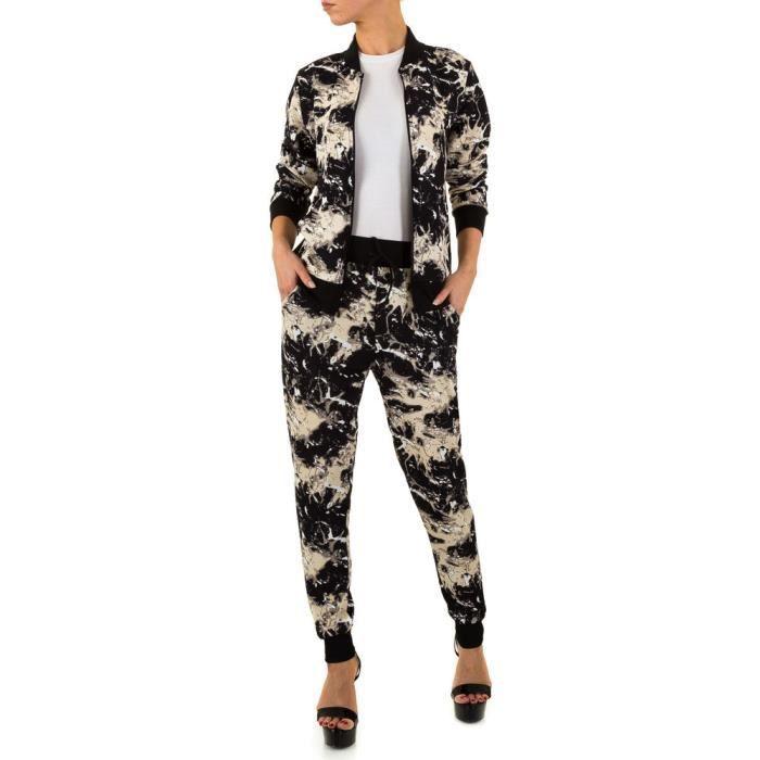 Blouse Costume Femmes Deux Veste Pantalon À Pièces Blazer Motifsr 8xaUgq