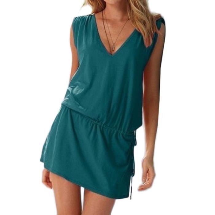 Acheter robe courte d'ete