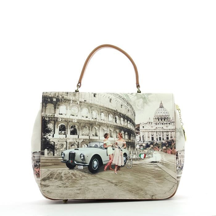 Y Not - Sac à main Yesbag - J-333-LIFE-IN-ROME-UN - LIFE IN ROME