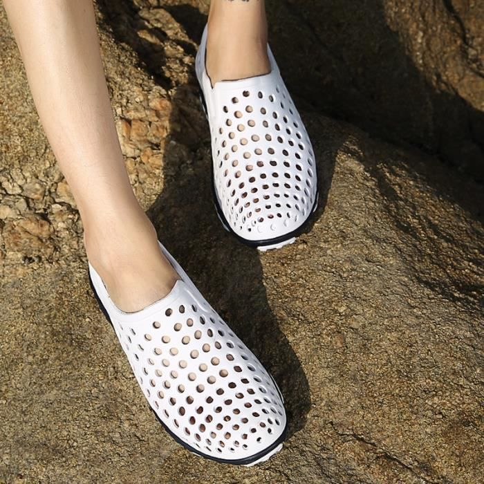 Les hommes d'été Fashiion Chaussures Sandales Respirant plage
