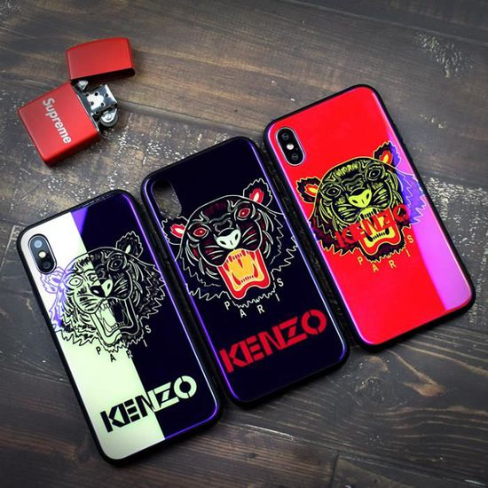 coque kenzo rouge iphone xr