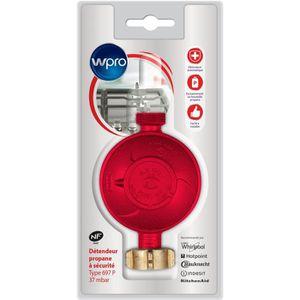 WPRO DPB037 Détendeur avec obturateur automatique intégré pour gaz propane pression 37 mbar