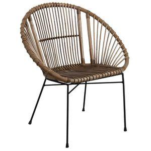 fauteuil rond jardin achat vente pas cher. Black Bedroom Furniture Sets. Home Design Ideas