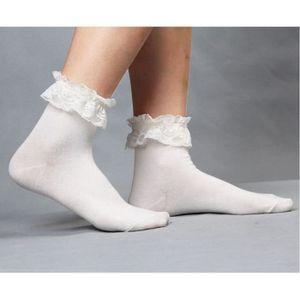 CHAUSSETTES chaussettes femmes princesse jolie fille froufrous