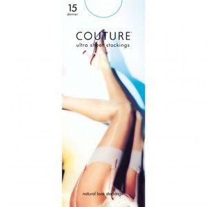 BAS - MIS-BAS Couture - Bas pour porte-jarretelles 15 denier (1