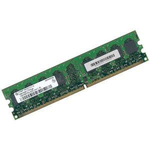 MÉMOIRE RAM Ram Barrette Mémoire INFINEON 1Go DDR2 PC2-4200U 5