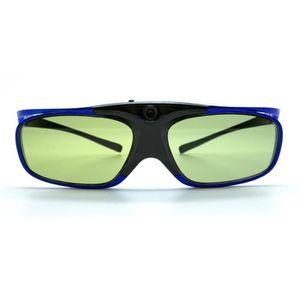 LUNETTES 3D LCS - 3 Paires de lunettes 3D actives DLP-LINK pou