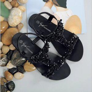 TONG Chaussures Femme Sandales Confort d'été Tongs Mode