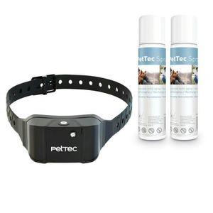 ANTI-ABOIEMENT PetTec Anti-Bark Spray Trainer Advance pour Chien