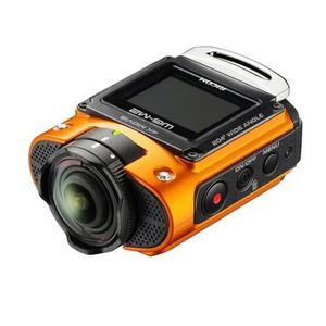 APPAREIL PHOTO COMPACT Ricoh WG-M2 Action Camera (Orange) photo camera ap