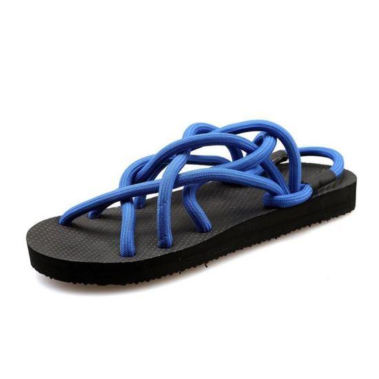 4c88dd4fcee L usure Chaussures Pour Hommes Respirante Etudiant Sandales À Résistance  Décontractée OwPqISZx ...