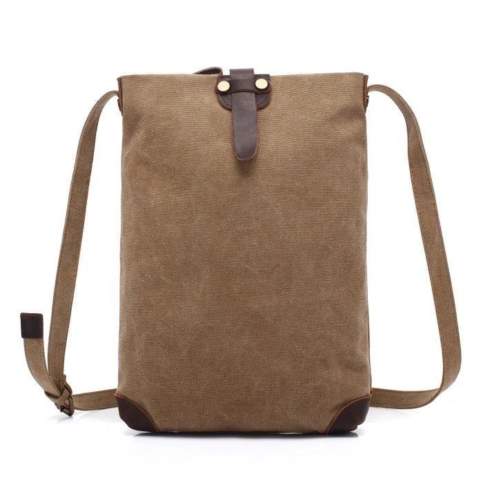 L Canvas Messenger Sac à bandoulière sac à main Fashion Bag HKHXM
