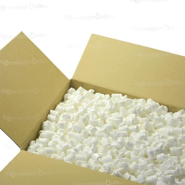 100 l particules de calage en polystyr ne pelaspan achat vente particules de calage 100 l. Black Bedroom Furniture Sets. Home Design Ideas