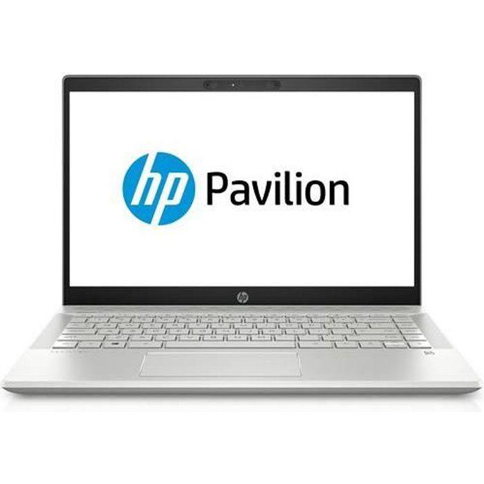 """ORDINATEUR PORTABLE HP Pavilion 14-ce0021nf 14"""" Core i5 8Go 128Go SSD"""