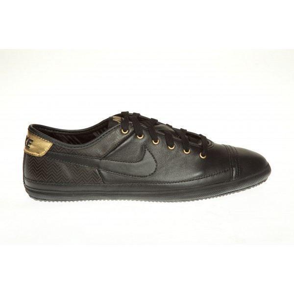 official photos 60279 0be10 Basket Nike Flash Leather - Ref.… Noir Noir Noir - Achat ...