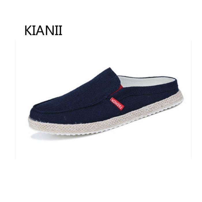 Mocassins Homme Chaussures Bleu KIANII® vVVzlyOXB