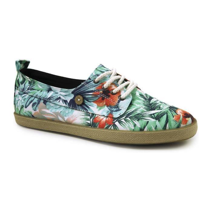 Fig - Sneakers - imprimé floral
