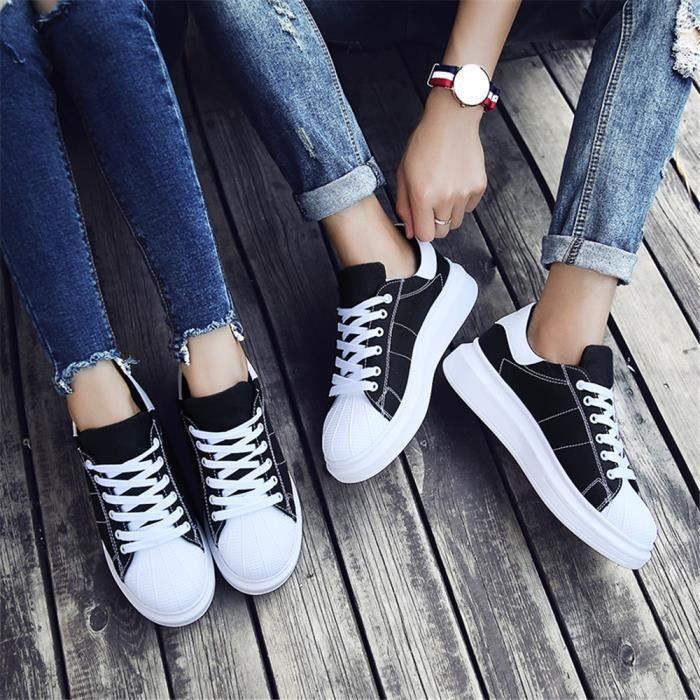 De Homme Arrivee Antidérapant Chaussures Durable Bleu beige Plus Moccasins Couleur rouge Sneakers Personnalité Espadrille noir 2018 Ms Nouvelle zqdz7