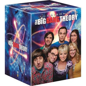 DVD SÉRIE DVD The Big Bang Theory - Saisons 1 à 8 - L'intégr