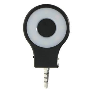 ADAPTATEUR DE FLASH Mini LED Flash Selfie Photographie Avant Caméra Lu