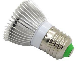 OBJETS LUMINEUX DÉCO   E27 10W 40-LEDPlant Grow ampoule hydroponique fle