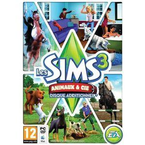 JEU PC Les Sims 3 Animaux & cie jeu Pc à télécharger