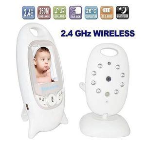 ÉCOUTE BÉBÉ BabyPhone vidéo Sans fil Multifonctions 2,0 pouces