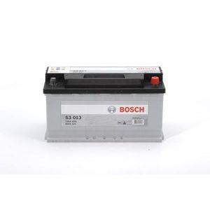 BATTERIE VÉHICULE BOSCH Batterie Auto S3013 90Ah 720A / + à droite