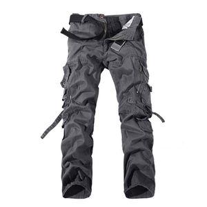 2e0a3f7ef08b7 PANTALON Pantalon Homme Cargo Marque Luxe Slim de Printemps