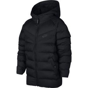 43590cfa7774e DOUDOUNE Veste Nike Veste Doudoune Sportswear Noir Enfant ...