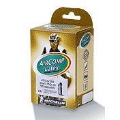 MICHELIN - Chambre à air C4 - 26 pouces modèle LATEX AIRCOMP dimensions 175/210 valve presta 42mm