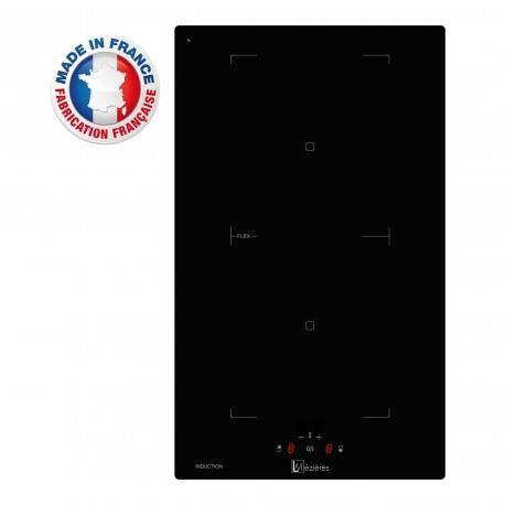 PLAQUE INDUCTION TABLE INDUCTION 2 ZONES MODULABLES FLEX MÉZIÈRES