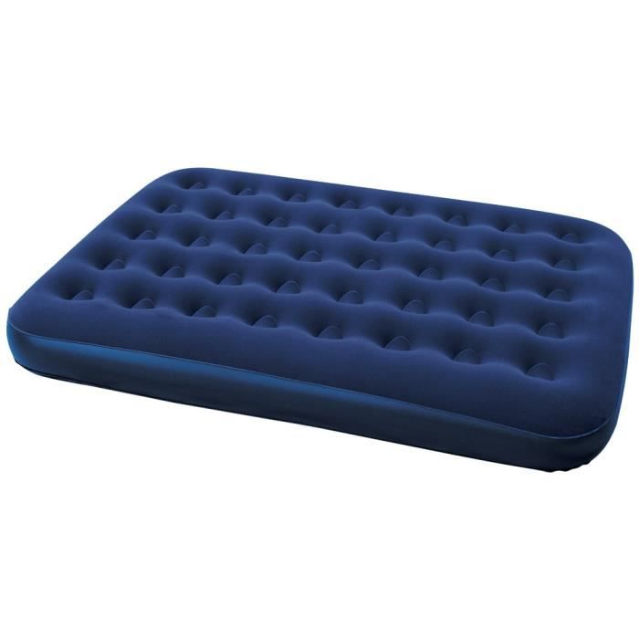 matelas gonflable 2 places confort quest double prix pas cher cdiscount. Black Bedroom Furniture Sets. Home Design Ideas
