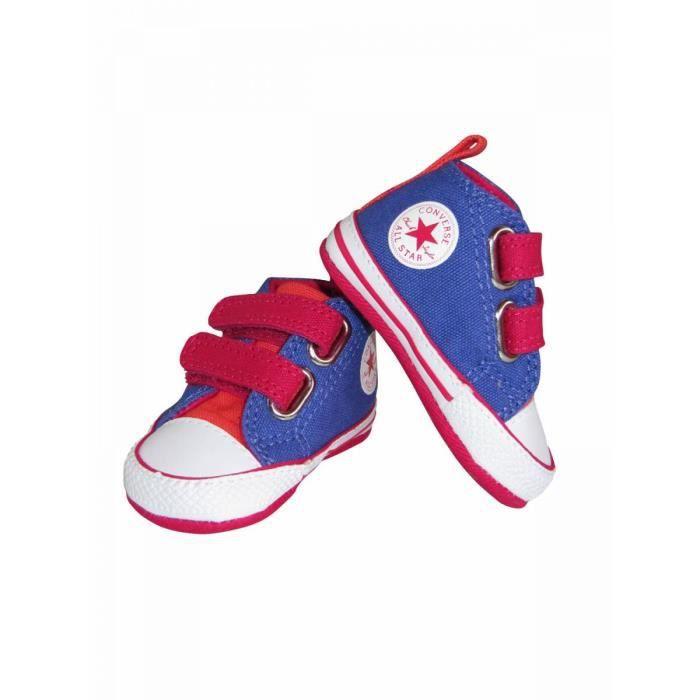 CONVERSE - Baskets bébé fille toile Converse