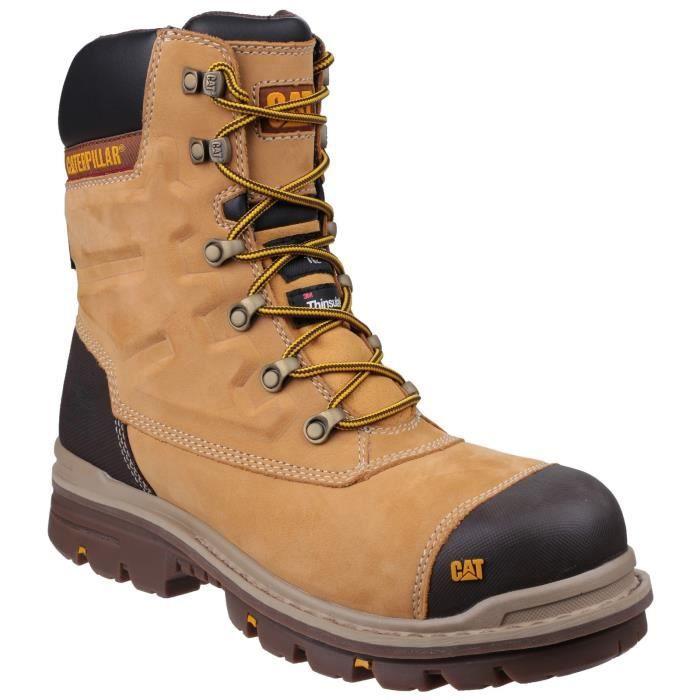 f371036ce6fa57 Caterpillar Premier - Chaussures de sécurité imperméables - Adulte mixte