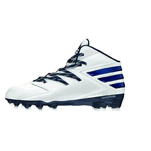 reputable site 77bf5 ee2ac Adidas Performance Freak X Carbon Mid Football Chaussures JLF14 Taille-45