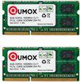 QUMOX 16Go (2x 8Go) 1600MHz