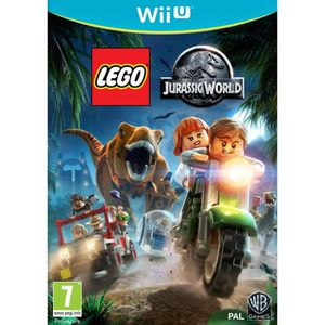 JEU WII U LEGO Jurassic World Jeu Wii U