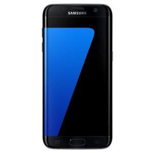 SMARTPHONE RECOND. Samsung S7 Edge Noir 32GB Débloqué – (Reconditionn