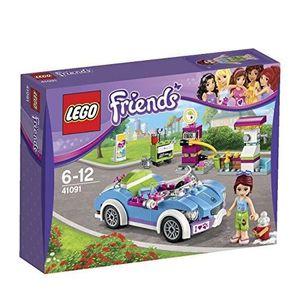 Achat D'olivia Lego Piscine 41090 Friends Vente La Assemblage D2IWH9EY